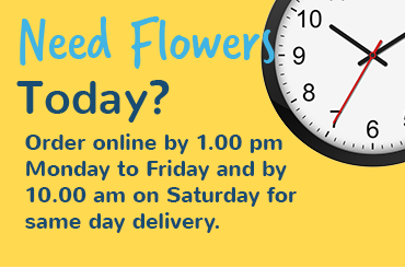 Need Flowers Today?