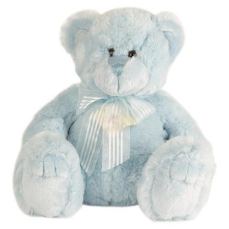 Blue Teddy 40cm