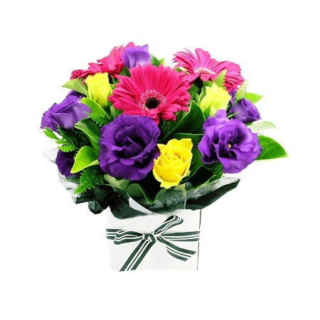 Colorful Gift Arrangement