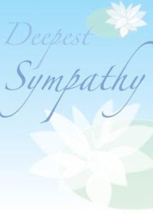 Deepest Sympathy Gift Card