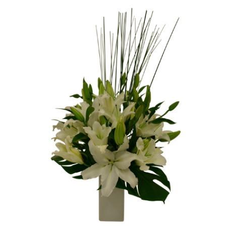 Desire-Vase Flowers