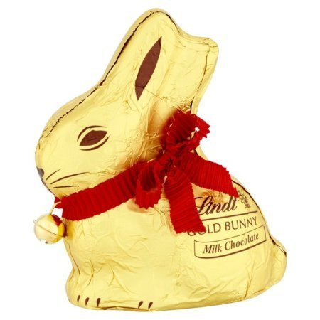 Free 100gm Lindt Bunny