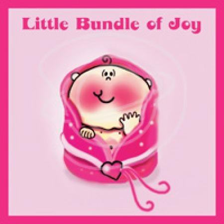 Gift Card Baby Girl