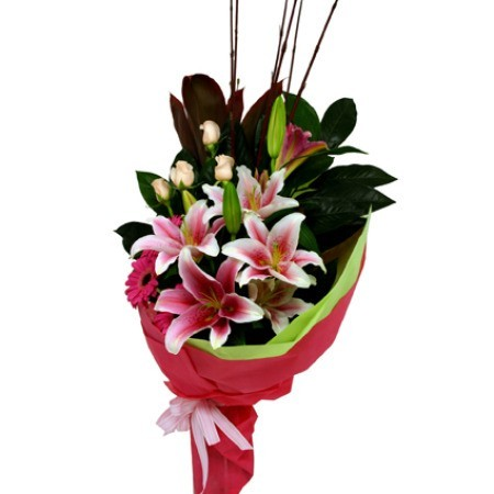 Inspire-Flower Bouquet