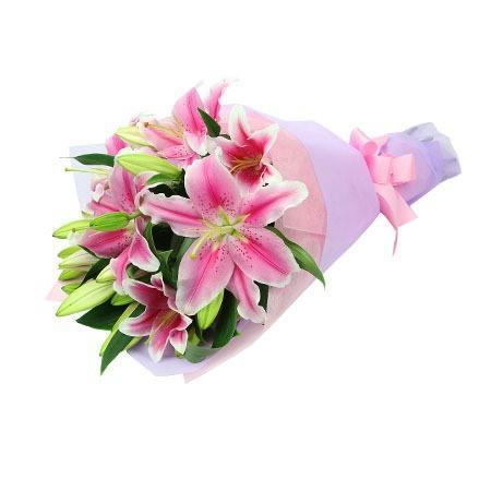 Lilie Bouquet Sydney Flower Sale
