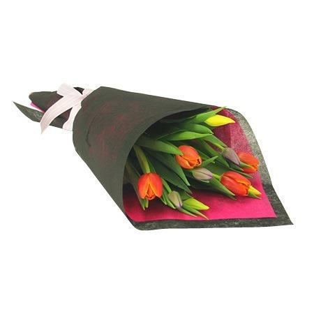 Mixed Tulip Bouquet (10 stems)