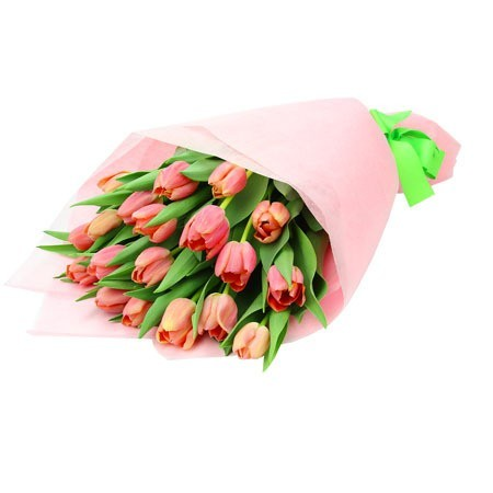 Secretaries Day Tulip Gift Bouquet