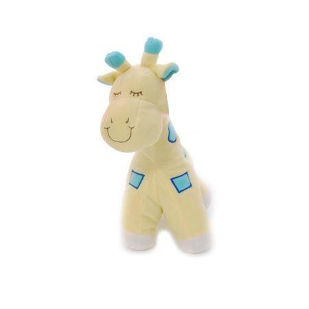 Small Blue Giraffe 22cm