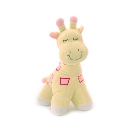 Small Pink Giraffe 22cm