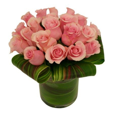 Sophistication-Vase Flowers