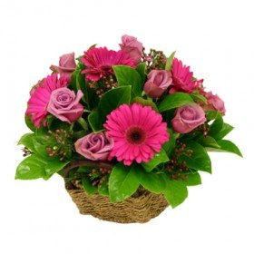 Mothers Day Basket - Mothers Day Flowers