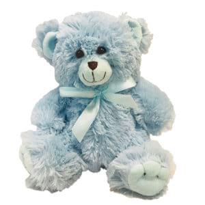 Baby Blue Bear (20cm)