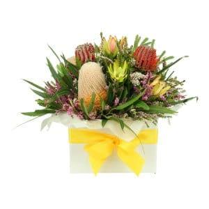 Deluxe Native Flower Box