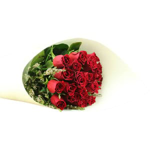 Fresh Red Rose Bouquet