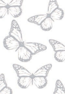 Gift Card Butterflies