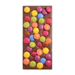 Milk Chocolate Smartie Bar