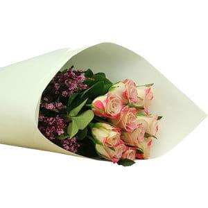 Pastel Rose Posy