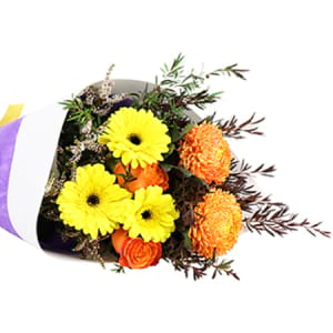 Vivid Bright Bouquet