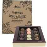 12 Assorted Truffles in Gift Box (Contains Alcohol)